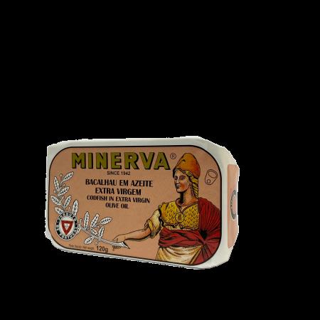 bacalhau azeite extra virgem minerva