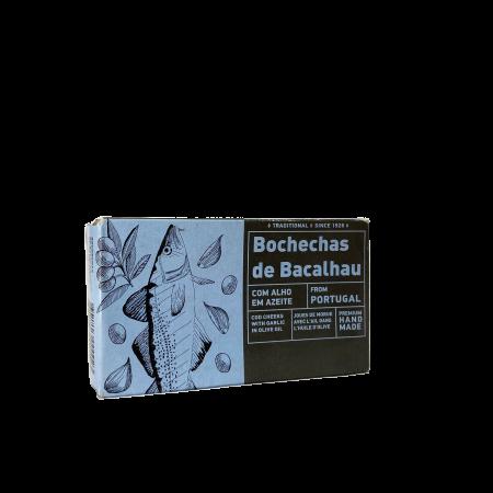 bochechas bacalhau alho azeite aveiro