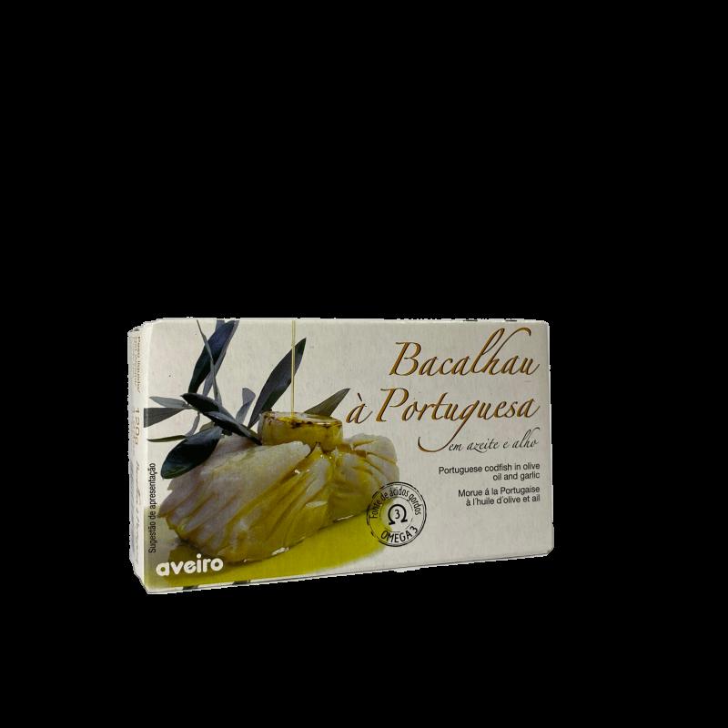 bacalhau portuguesa azeite alho aveiro