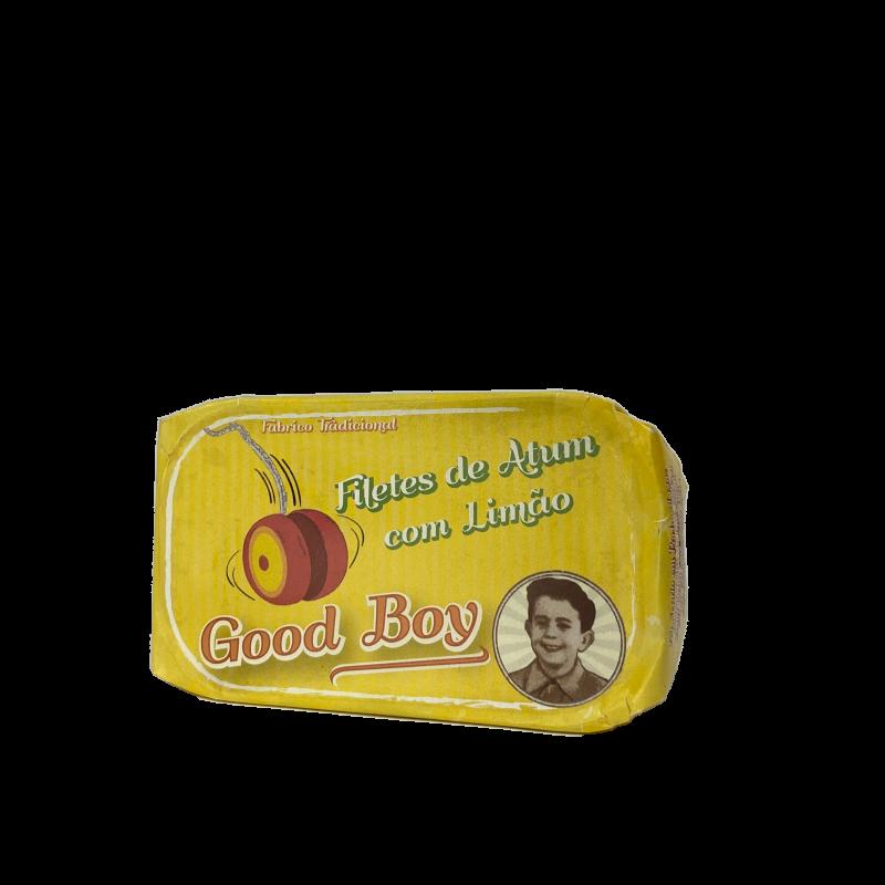 filetes atum limão good boy