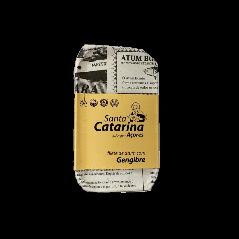 filete atum gengibre santa catarina