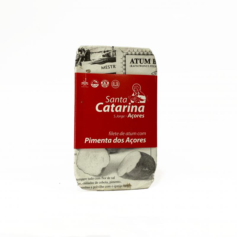 filete atum pimenta açores santa catarina