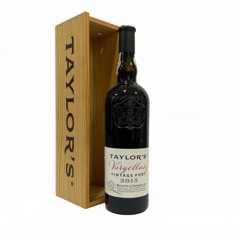 taylors vintage port 2015