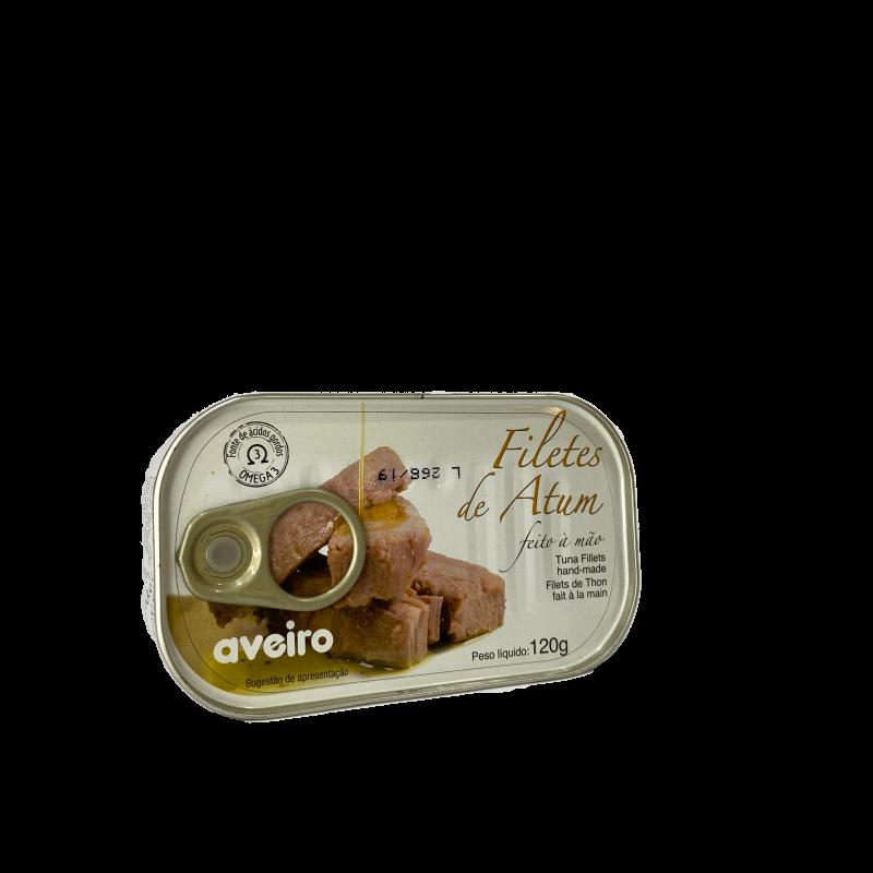 filetes atum azeite aveiro