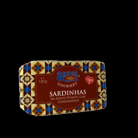 sardinhas azeite picante good boy