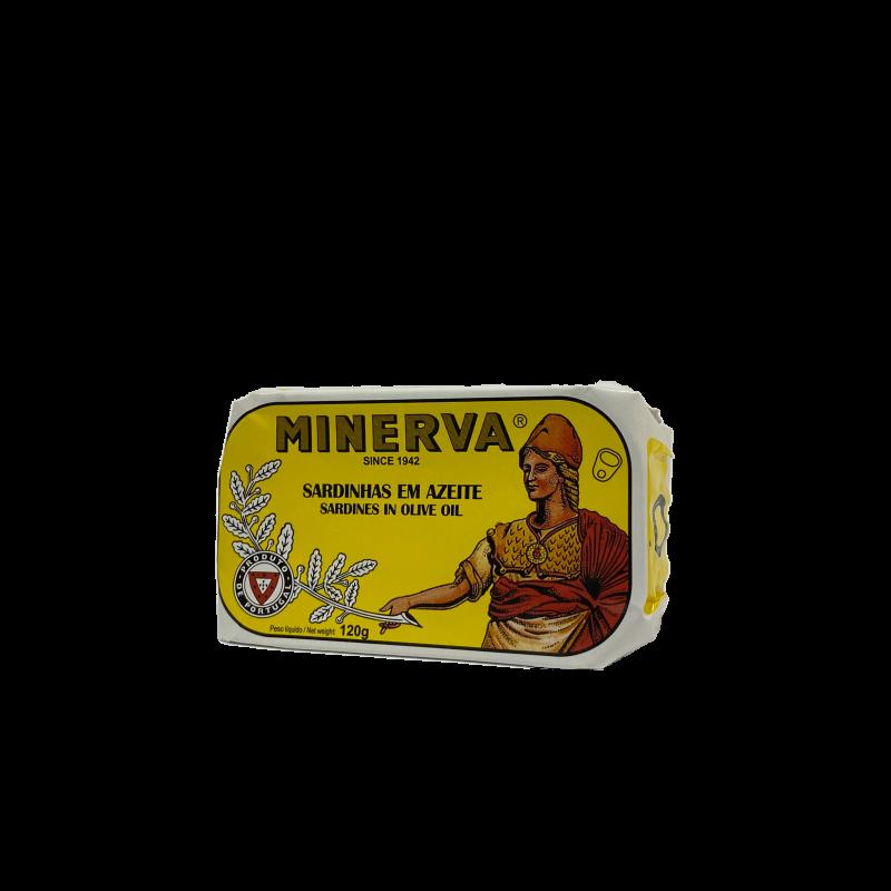 sardinha em azeite minerva